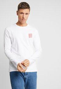 Pier One - Long sleeved top - white - 0