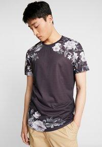 Pier One - T-shirt print - black - 0