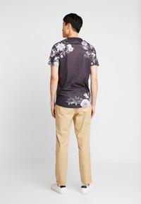 Pier One - T-shirt print - black - 2