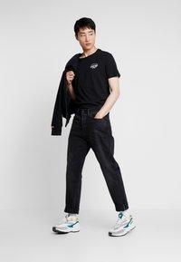 Pier One - T-Shirt print - black - 1