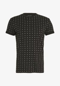 Pier One - Print T-shirt - black - 3