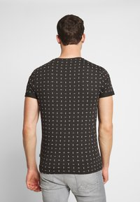 Pier One - Print T-shirt - black - 2
