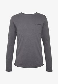Pier One - Camiseta de manga larga - dark gray - 3