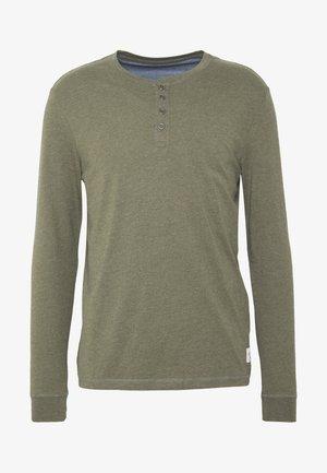 Pitkähihainen paita - oliv