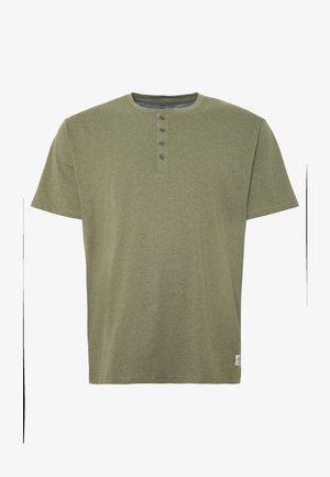 T-shirt - bas - oliv