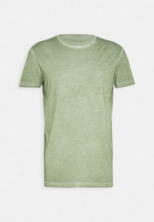T-shirt z nadrukiem - light green