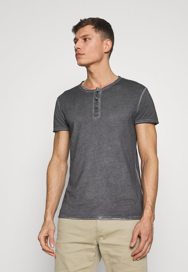 T-shirt basic - dark gray