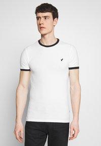 Pier One - Jednoduché triko - white - 0