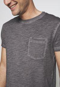 Pier One - T-shirt basique - dark gray - 5