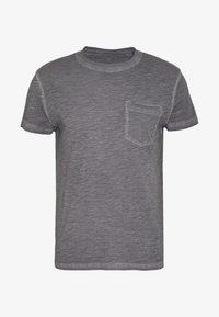 Pier One - T-shirt basique - dark gray - 4