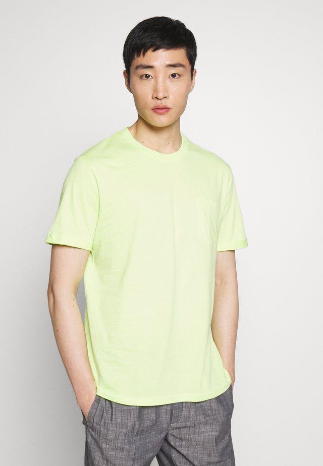 T-paita - neon yellow