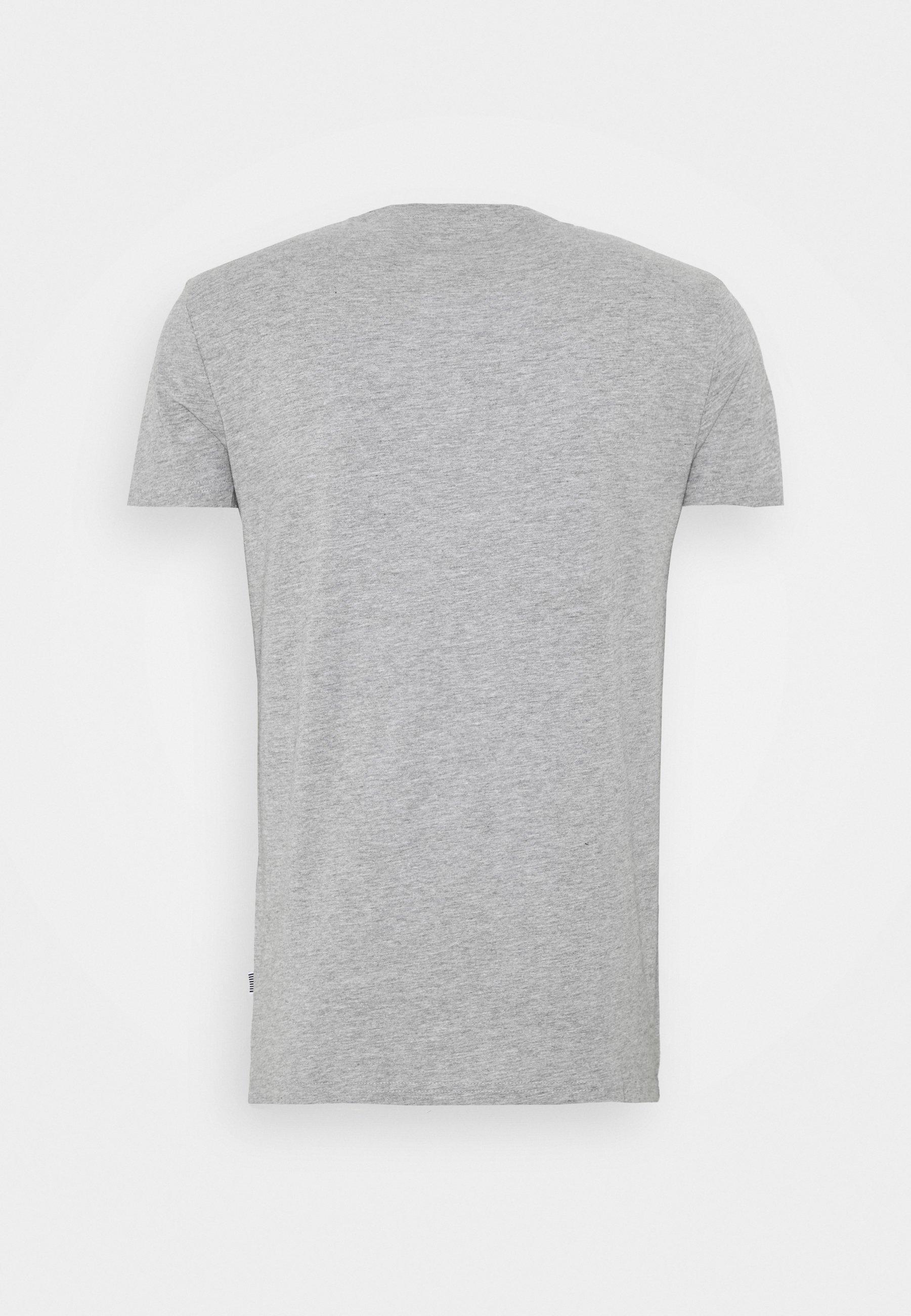 Pier One T-shirt basique - mottled grey