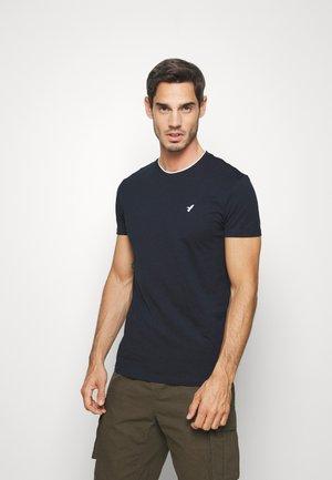 T-shirts - dark blue