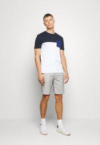 Pier One - T-shirt imprimé -  dark blue - 1