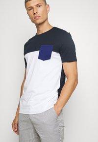 Pier One - T-shirt imprimé -  dark blue - 3