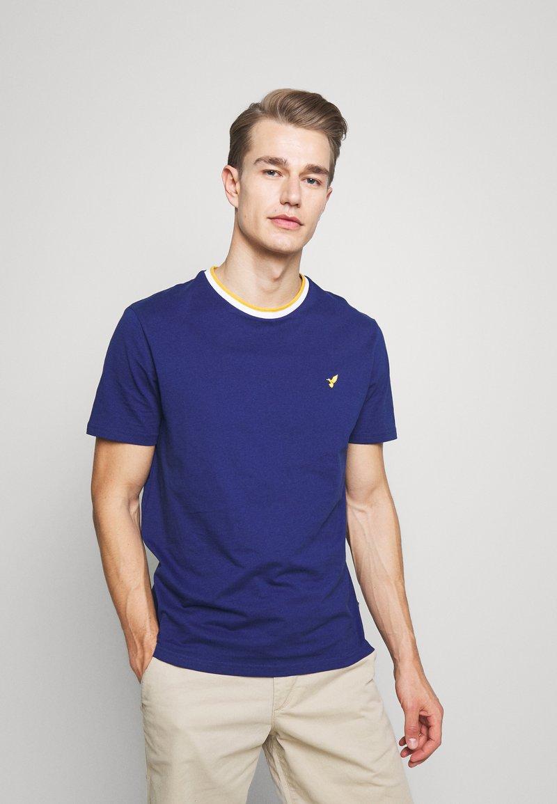Pier One - T-shirt basique - blue