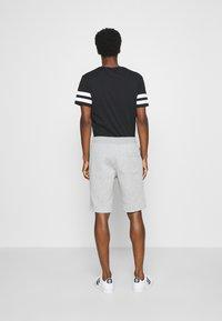 Pier One - SET - Shortsit - black, mottled grey - 4