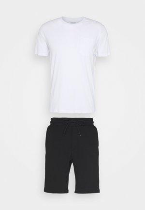Shortsit - white/black