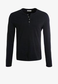 Pier One - Camiseta de manga larga - black - 4