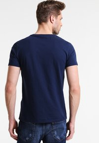 Pier One - T-Shirt print - navy