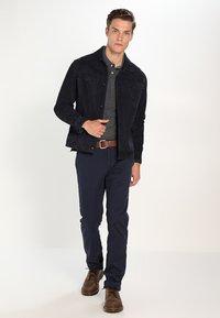 Pier One - Polo shirt - dark grey melange - 1