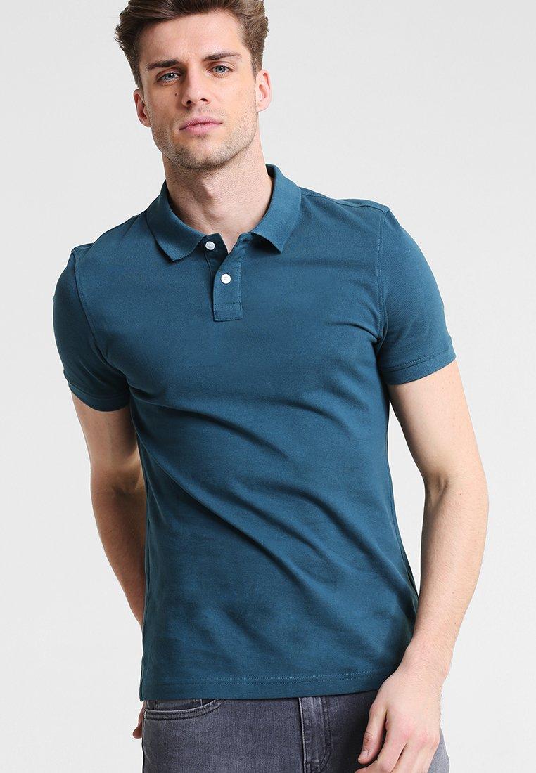 Pier One - Polo shirt - petrol