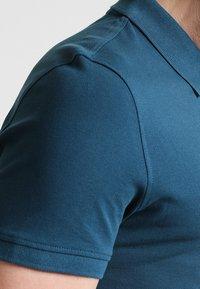 Pier One - Polo shirt - petrol - 4