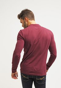 Pier One - Poloshirt - bordeaux - 2
