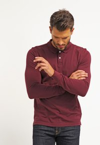 Pier One - Poloshirt - bordeaux - 0