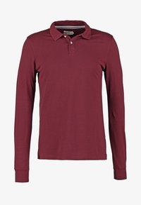 Pier One - Polo shirt - bordeaux - 5
