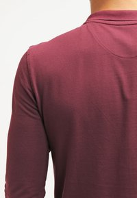 Pier One - Polo shirt - bordeaux - 4