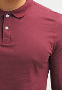 Pier One - Polo shirt - bordeaux - 3
