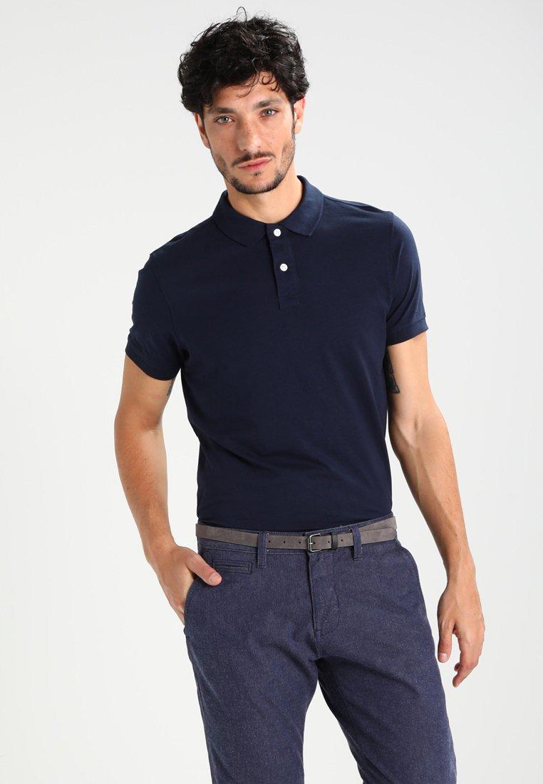 Pier One - Polo - dark blue