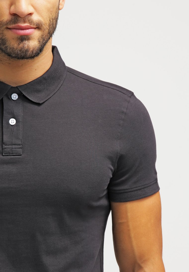Pier One Koszulka polo - black