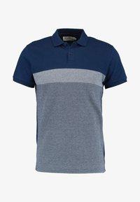 Pier One - Poloshirt - dark blue/mottled grey - 4