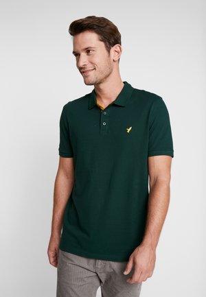 Polo shirt - dark green