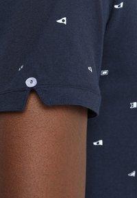 Pier One - Koszulka polo - dark blue - 5