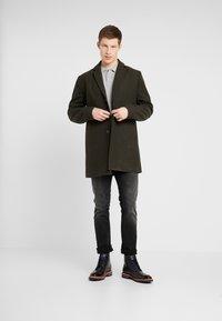 Pier One - Poloshirt - mottled grey - 1