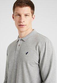 Pier One - Poloshirt - mottled grey - 4