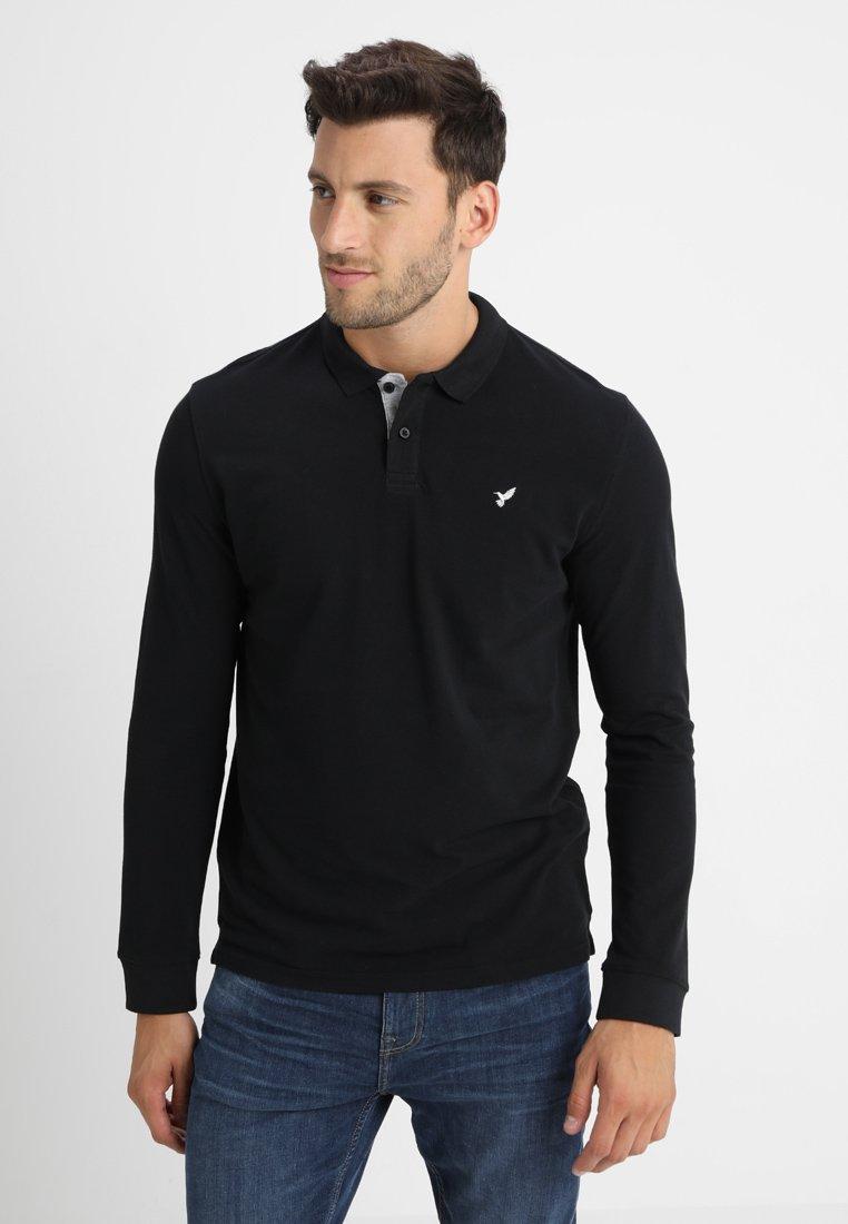 Pier One - Koszulka polo - black