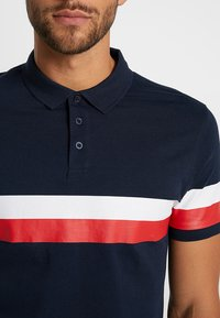 Pier One - Polo - dark blue - 4