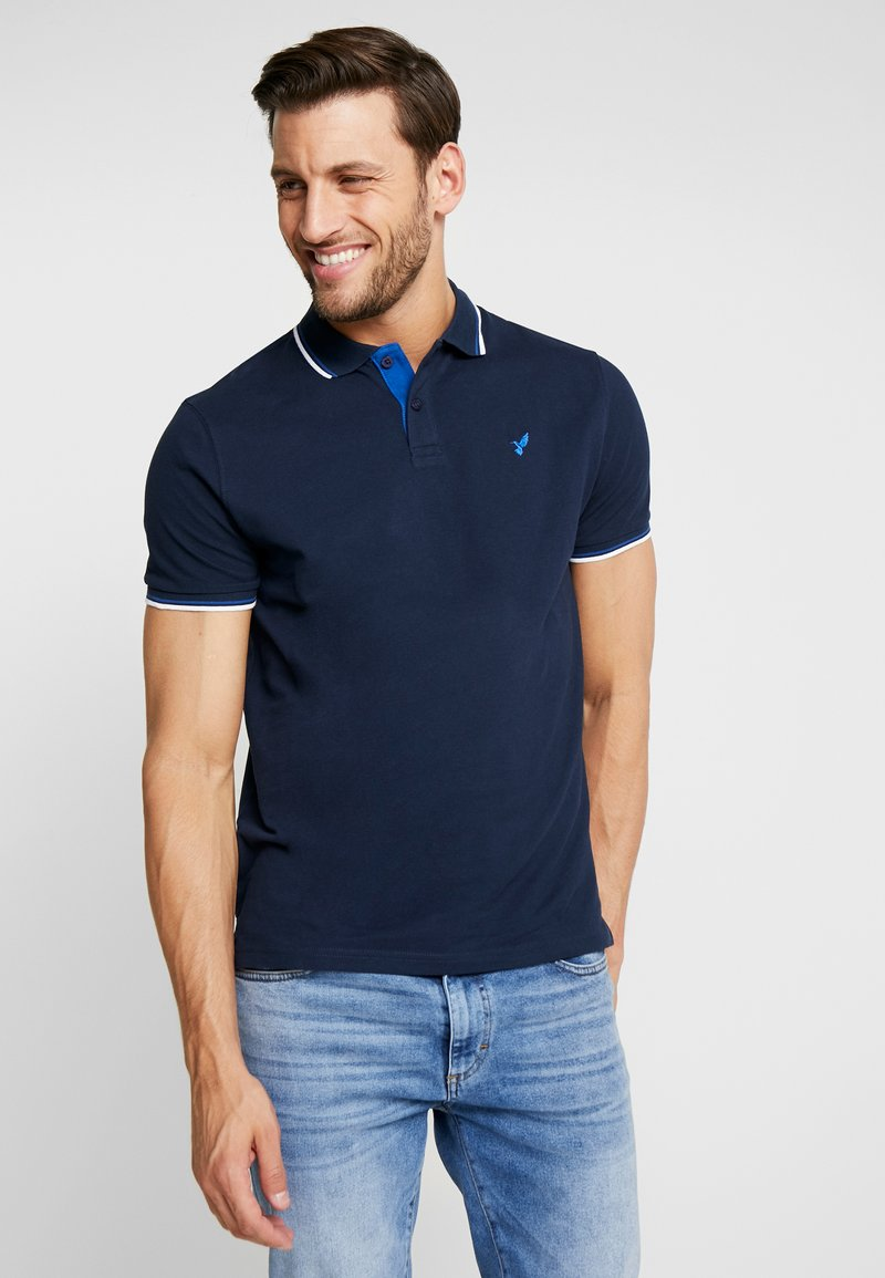 Pier One - Polo shirt - dark blue