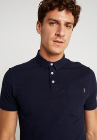 Pier One - Polo - dark blue - 3