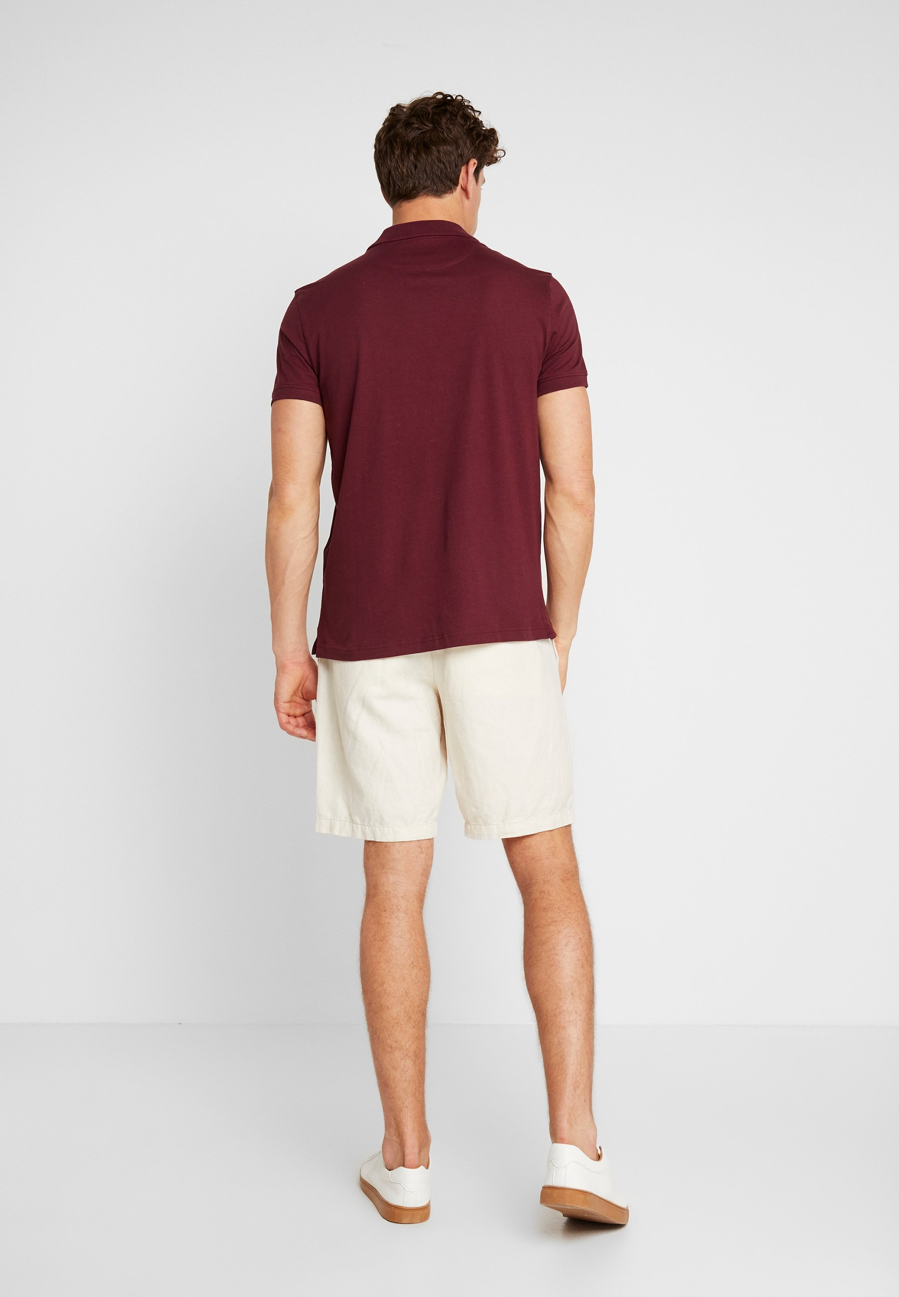 Pier One 2 PackPolo bordeaux Black SUMpzV