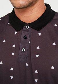 Pier One - Koszulka polo - black - 4