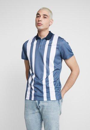 BOWLING VERTICAL - Polo shirt - blue