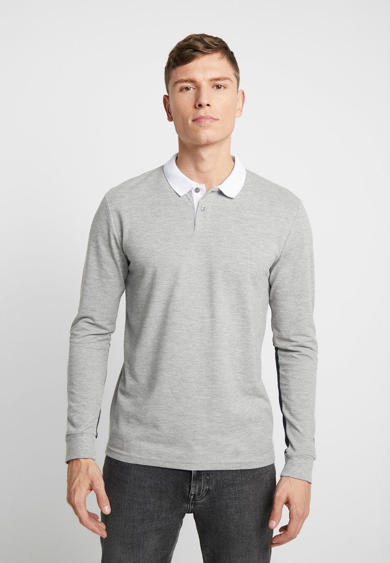 Pier One - Polo - mottled grey