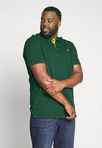Pier One - Polo shirt - dark green - 0