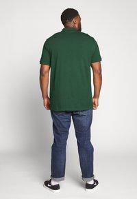 Pier One - Polo shirt - dark green - 2