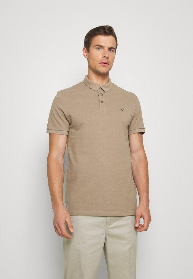 Poloshirt - sand